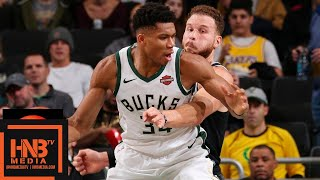giannis highlights