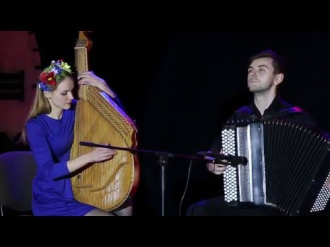 Chords of Ukrainian Soul: Music Well-known in the World | B&В Рroject | TEDxChernivtsi