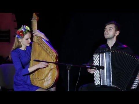 Chords of Ukrainian Soul: Music Well-known in the World | B&В Рroject | TEDxChernivtsi