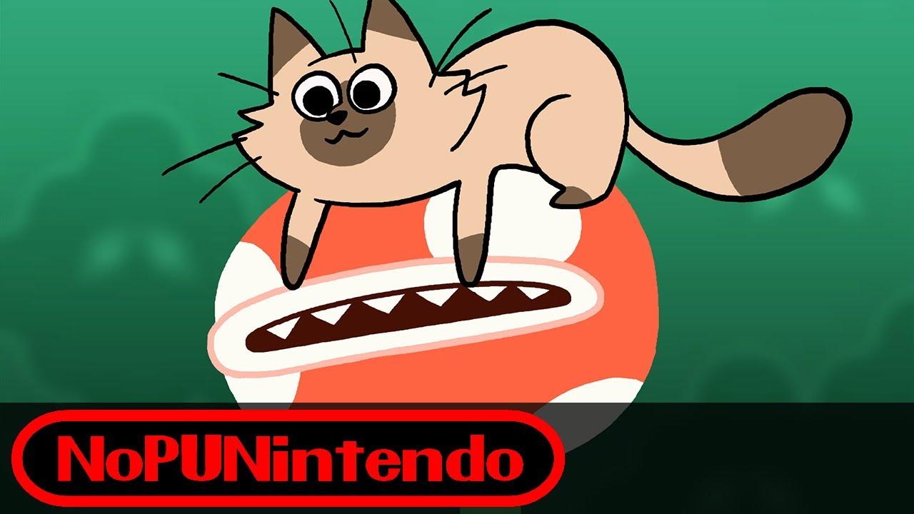 NoPUNintendo Loop - What An Annoying Cat - NoPUNintendo Loop - What An Annoying Cat