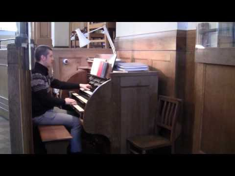 Presence (Percy Whitlock) - First Church of Christ Scientist, Bournemouth (Compton organ)