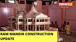 Ram Mandir Construction Update | First Layer Of Foundation To Be Ready By April 20 | NewsX