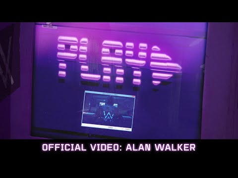 Alan Walker, K-391, Tungevaag, Mangoo - PLAY (Alan Walker's Video)
