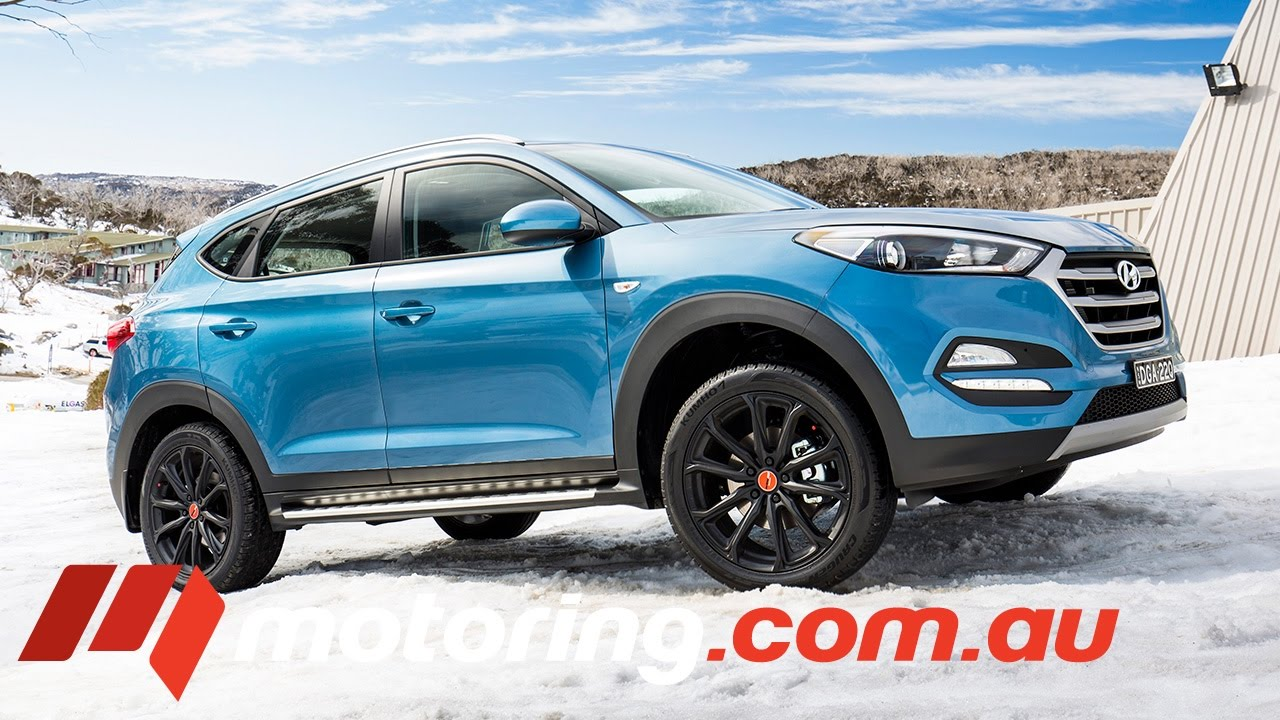 hyundai tucson 30 special edition review youtube. Black Bedroom Furniture Sets. Home Design Ideas