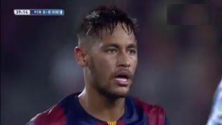 Barcelona vs Eibar (3-0) All Goals & Highlights 18.10.2014