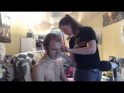 WE SHAVE CEPTION FOR CHARITY!