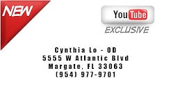 Optometrist - Cynthia Lo - Margate, FL