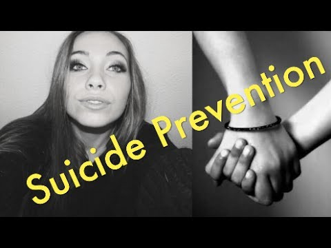 Suicide Prevention   How I SAVED Someone's Life