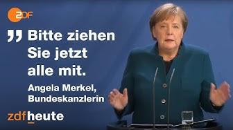 Kontaktverbot statt Ausgangssperre: Das hat Merkel mit den Ländern im Kampf gegen Corona entschieden