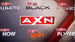 AXN WORLD OF AXN 2013 SIZZLE TAPE
