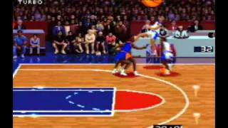 NBA Jam - SNES Gameplay