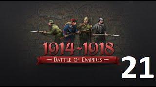 Прохождение Battle Of Empires 1914-1918. Ночь перед наступлением (21 эпизод)
