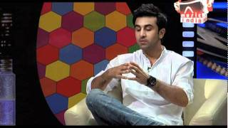 Ranbir Kapoor says that he lived with Jath family to learn their mannerisms