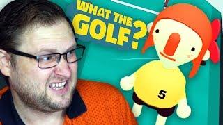 КАКОГО... ГОЛЬФА ТУТ ВООБЩЕ ПРОИСХОДИТ?! ► WHAT THE GOLF? #2