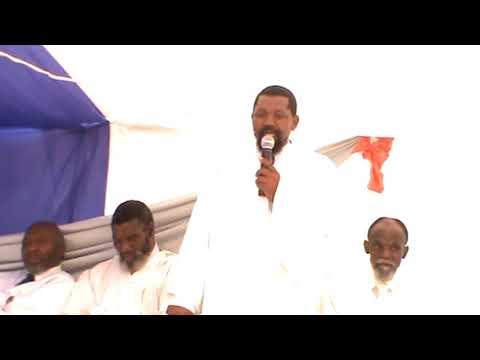 Zion Church of God - Rev Mose
