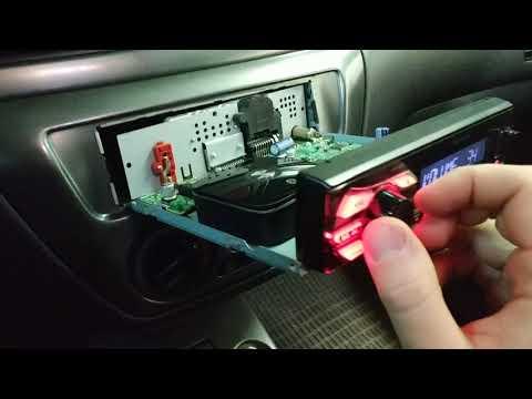 Bluetooth 4.2(aptX) в магнитолу Pioneer MVH-150