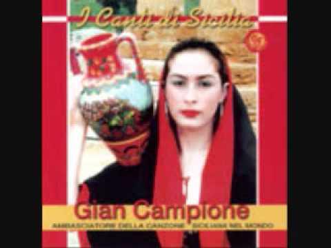 Gian Campione - I Canti di Sicilia
