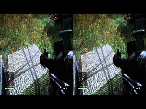 Farcry 4 3d Nvidia