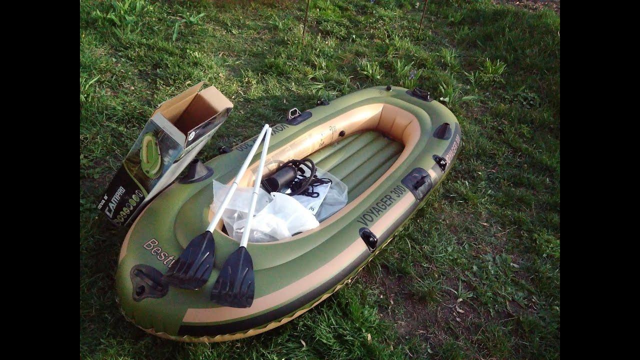 самые лучшие недорогие лодки пвх