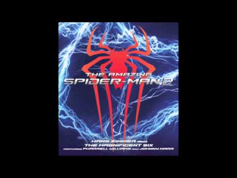 "The Amazing Spider-Man 2 OST-""Cold War"""