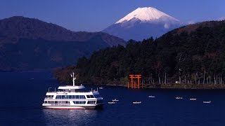 Mt Fuji Tour Tokyo with Shinkansen High-Speed Bullet Train and Lake Ashi Hakone Cruise