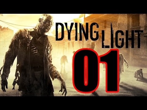 Dying Light - Gameplay Walkthrough Part 1: The Tower