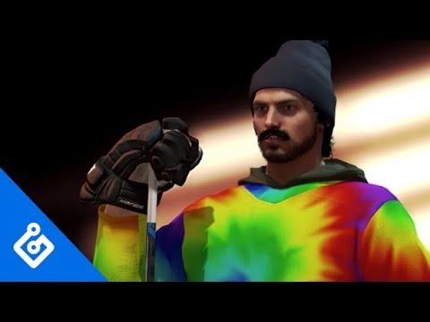 Touring NHL 19 Player Customization/Ones Mode Gameplay