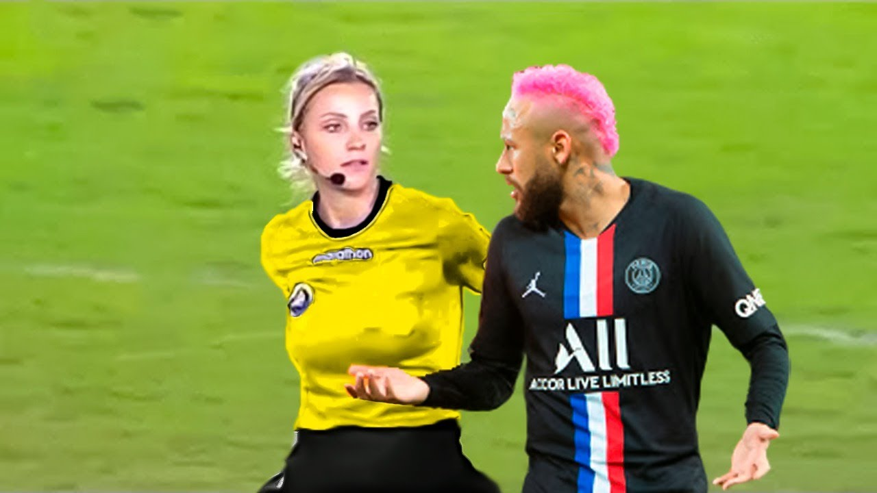 Download Rare Moments With Female Referees