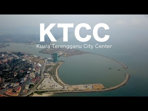 Kuala Terengganu City Center, KTCC - Progress as 07 July 2018