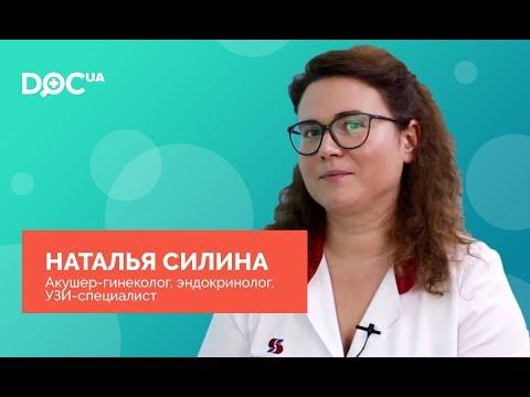 Силина Наталья Константиновна – врач акушер-гинеколог, эндокринолог, УЗИ-специалист, Киев