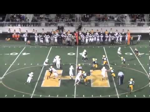 Jake Slobin Farmington Hills Harrison #55 2012 Senior Highlight Video