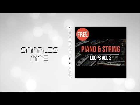 Cymatics - Piano String Loops Vol. 2 [FREE SAMPLE PACK]