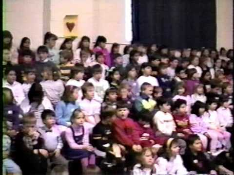 High Bridge Middle School 1991- A World In Tune Part 3