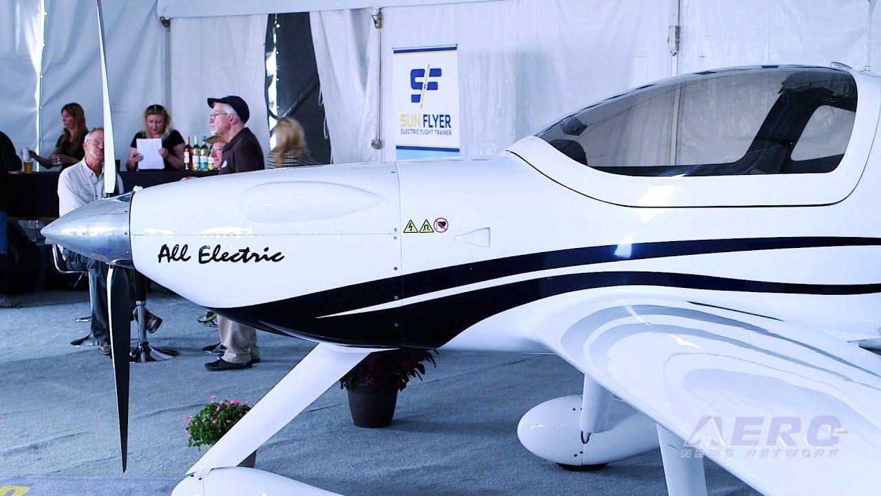 George Bye, Bye Aerospace Field many Electric Flight Vehicles