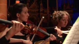 A.Dvorak - Sérénade pour orchestre à cordes op.22 ; IV-Larghetto;BCP-Benoît Fromanger