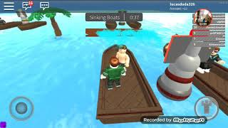 Playing ROBLOX Part 2 with Adriellem and Nicolas