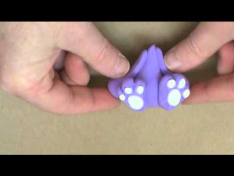 Create a bunny with Cloud Clay