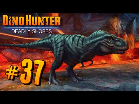 THE END!?!? Dino Hunter: Deadly Shores EP: 37 HD