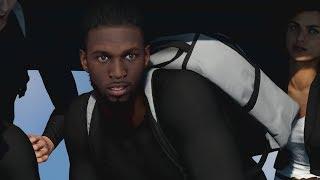 NBA 2K20 My Career EP 116 - Moses Sky Dive!