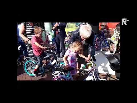 550 kinderen in Vlaardingen en Maassluis krijgen gratis fiets