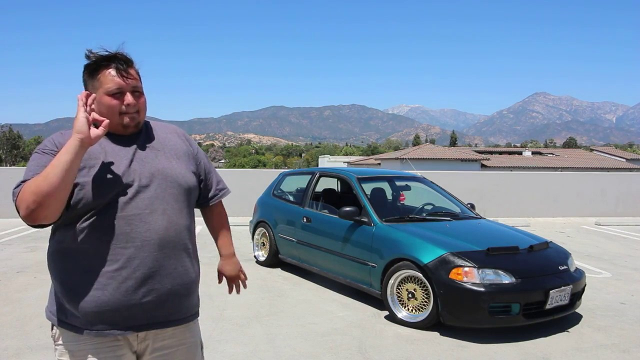 1995 Honda Civic 1 5l Hatchback Review