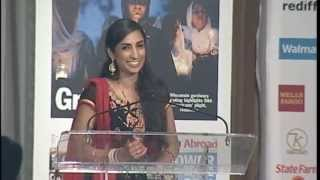 Valarie Kaur, The India Abroad Gopal Raju Award for Community Service 2012