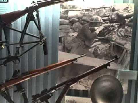 Zbrojovka Springfield, stát Massachusetts - Springfield Armory Museum