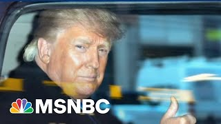 Trump's Legal Tornado! Massive Lawsuits Put 45 In 'Serious Trouble' | The Beat With Ari Melber