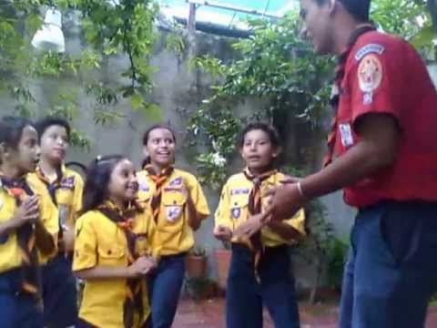Scouts Of Mexico Grupo 4 Mactazan Chiapas Youtube