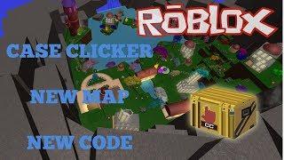Case Clicker New map + New Code! // Roblox Case Clicker