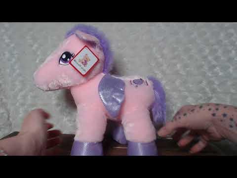 Wewill 30 Minute Timer LED Stuffed Animal Baby Pegasus the #Unicorn