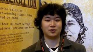 Clermont-Ferrand Interview 2012: Masaki Okada