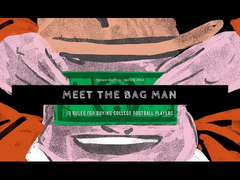 Bag Man: Explaining how college football boosters secretly pay recruits