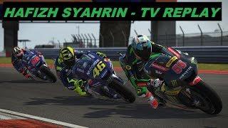 MotoGP 2018 Mod | AmericasGP | Hafizh Syahrin  | TV REPLAY GAME |
